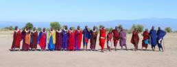 color africa masai