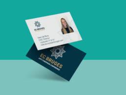 JCI EC Bruges businesscards