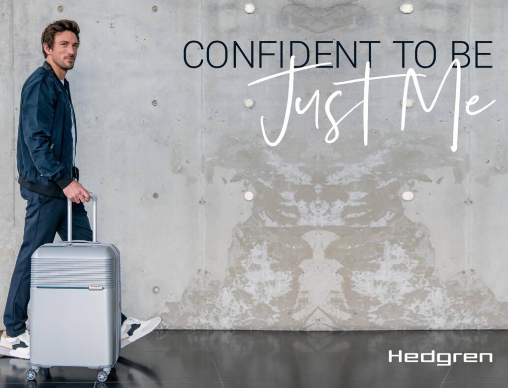 Hedgren campagne mockup