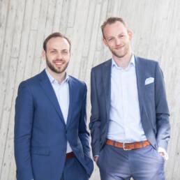 Pavlov partners Michaël Verbeeck en Stef Verbeeck