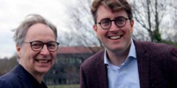 Filip Lemaitre en Arjan in 't Veld (Bureau50)