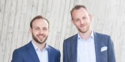 Stef Verbeeck en Michaël Verbeeck